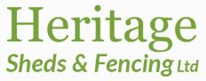 heritage fencing logo